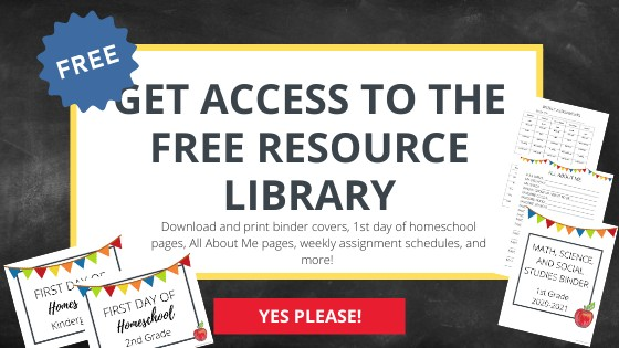 all homeschooling moms can benefit from this free resource library
