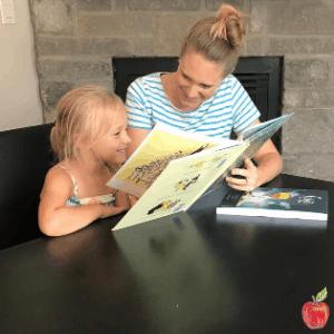 five in a row is a a great homeschool preschool curriculum