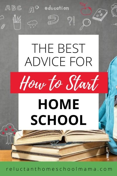 start home school by researching curriculum