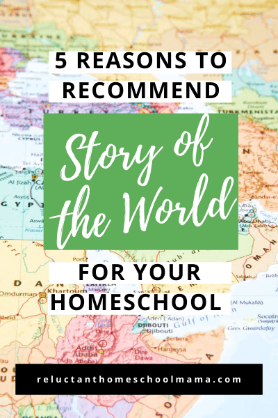 story of the world homeschool history curriculum is an inexpensive option