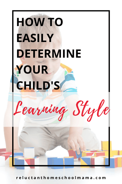 learning style for kids are very important to understand