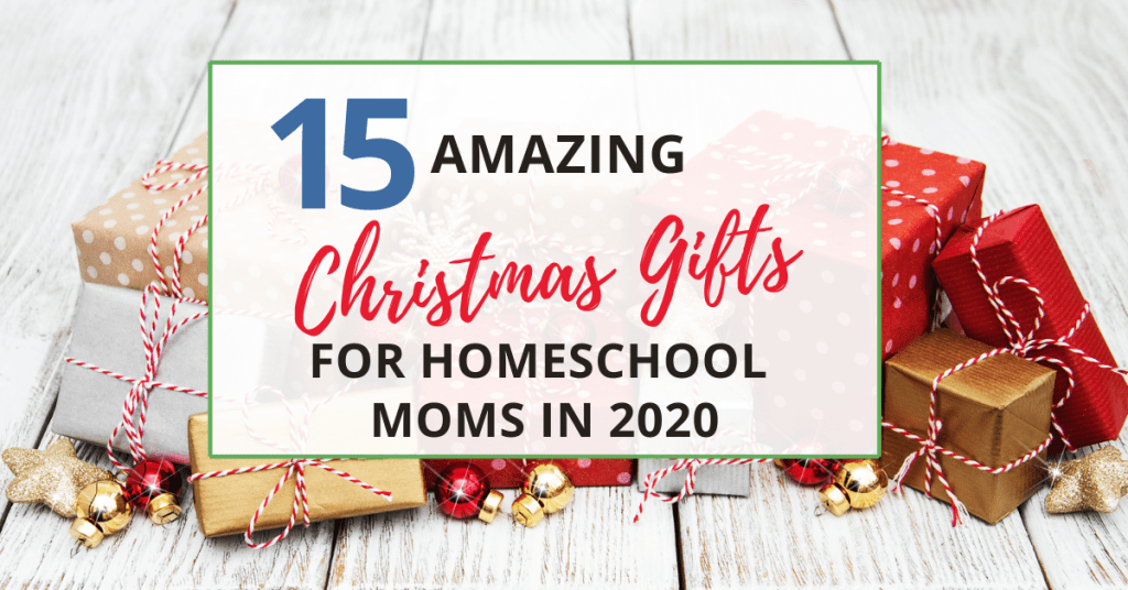 christmas gifts for homeschool moms