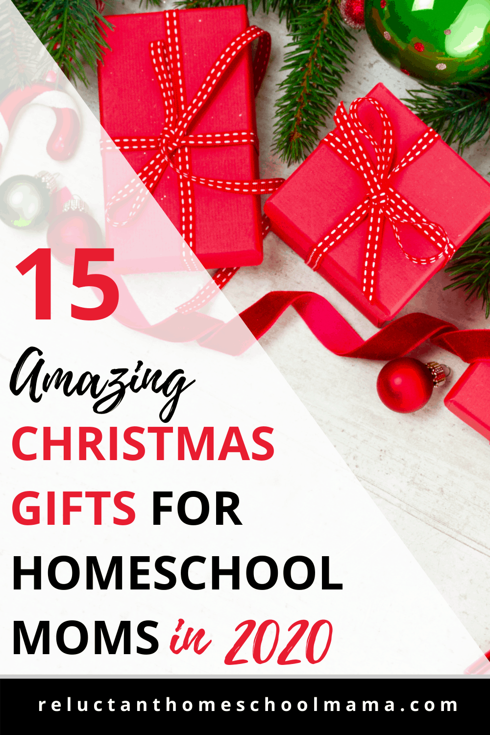 15 Amazing Christmas Gifts for Homeschool Moms in 2020