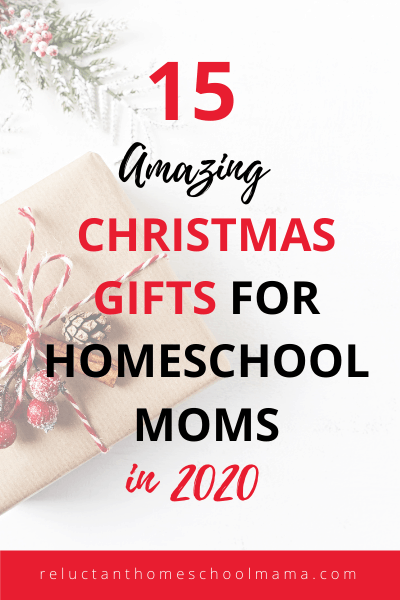christmas gifts for homeschooling moms
