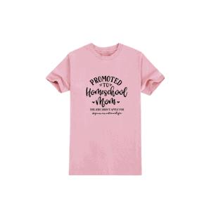tee shirts for homeschool moms
