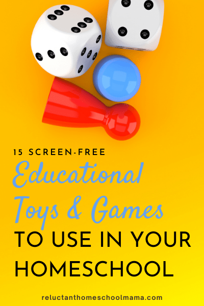 educational toys and games for children