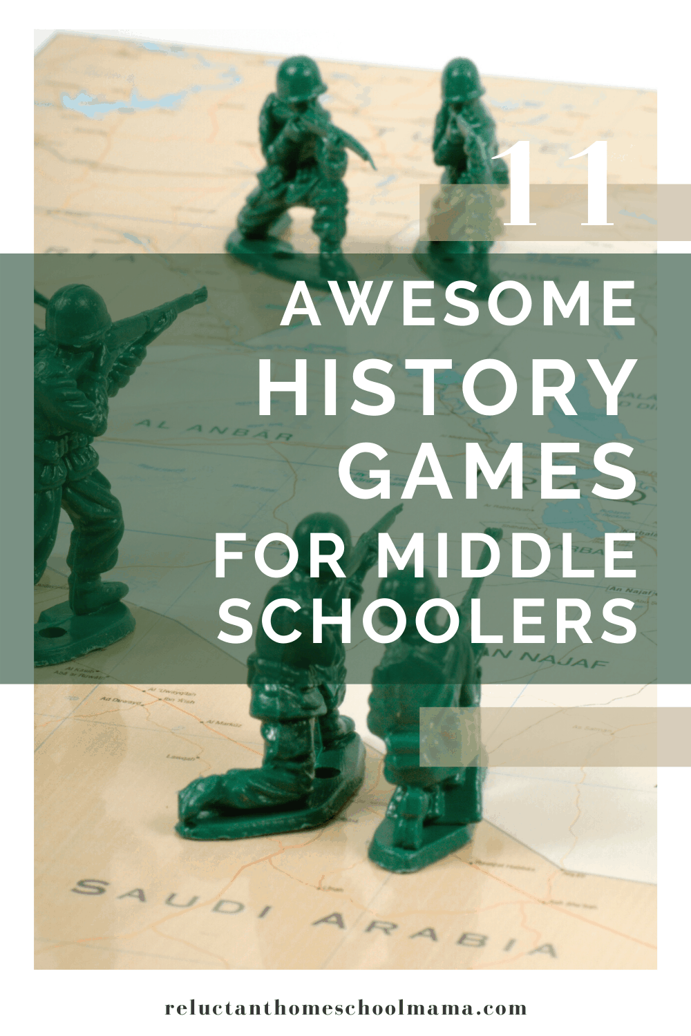 The 11 Best Historical Games Your Middle and High Schoolers Will Love