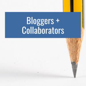 bloggers and collaborators