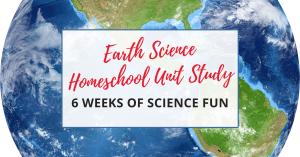 Earth Science homeschool