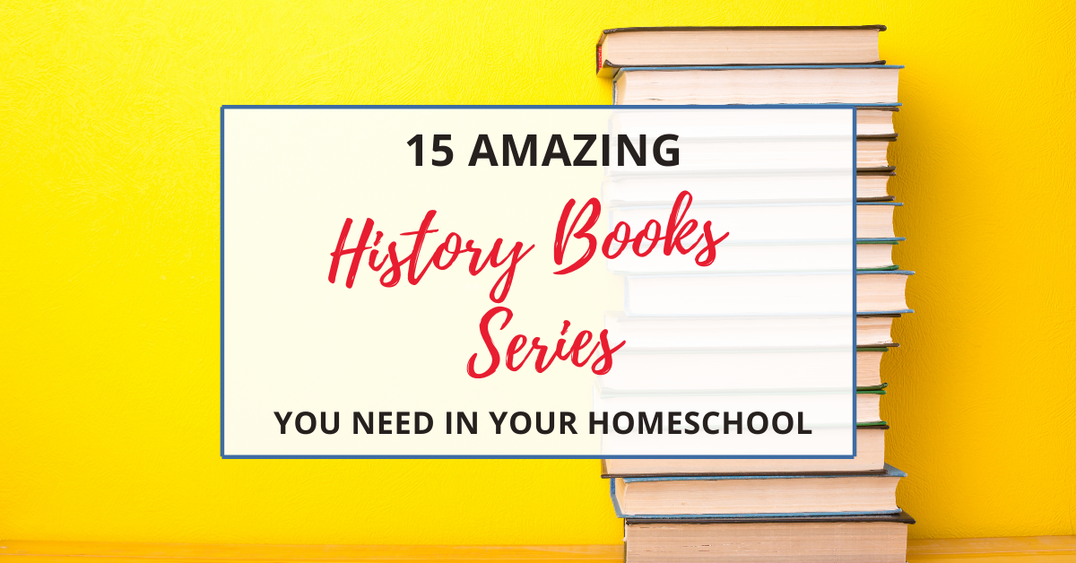 best history book series for homeschool