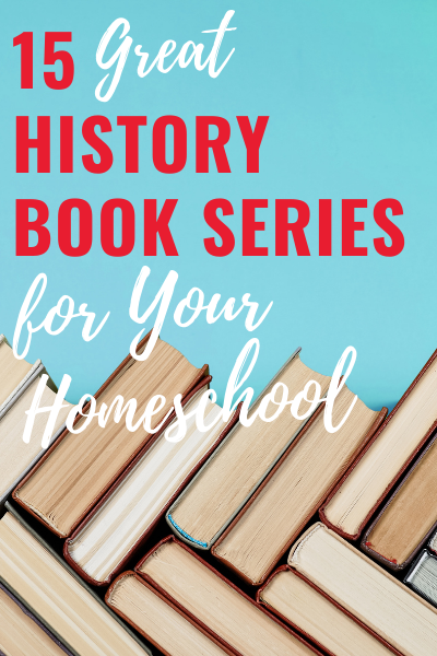 history book series for homeschool