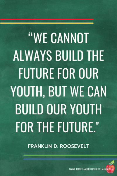 roosevelt quote education