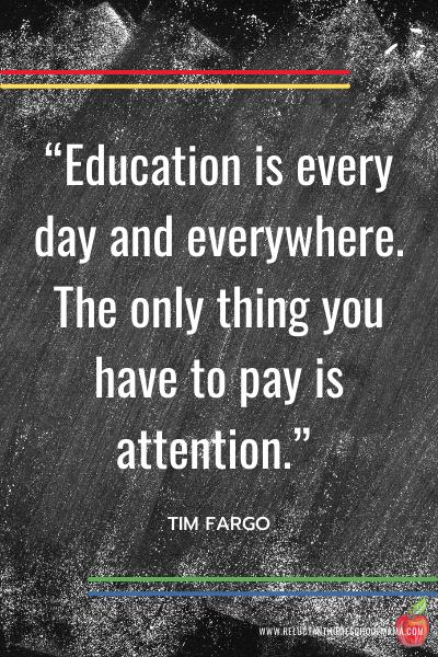 homeschooling quote